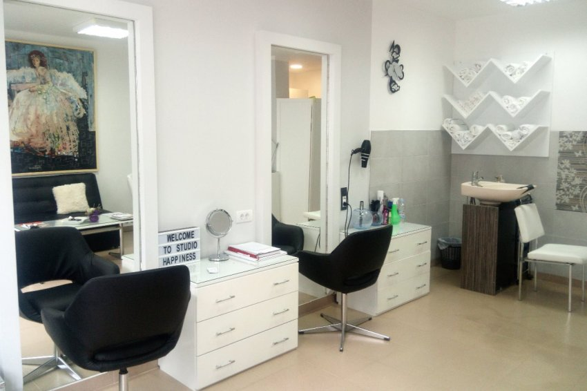 Frizersko - kozmetički salon Happiness Niš