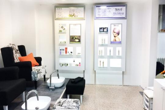 Frizersko - kozmetički salon OPI - ALOXXI Vračar Beograd