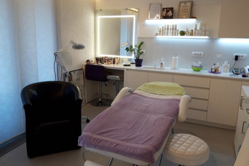 Kozmetički salon Iris + Beograd