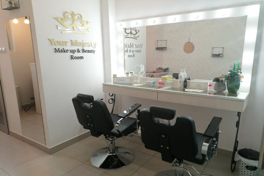 Kozmetički salon Your Majesty Make up & Beauty Room Beograd
