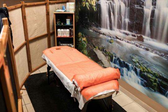 Studio za masaažu Golden Touch Niš