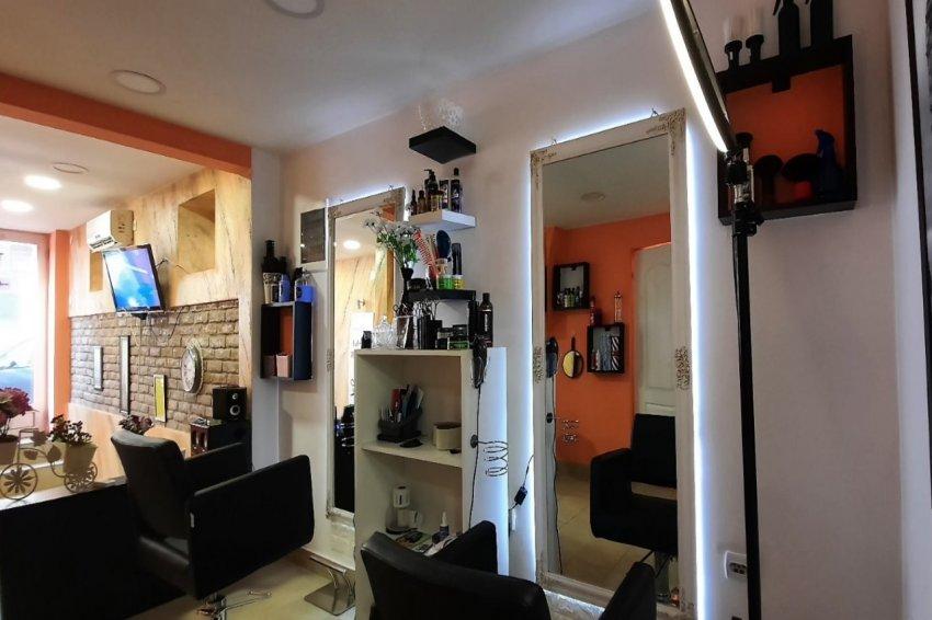 Frizerski salon Monsieur Beograd