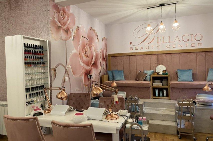 Frizersko kozmetički salon Bellagio beauty center Beograd