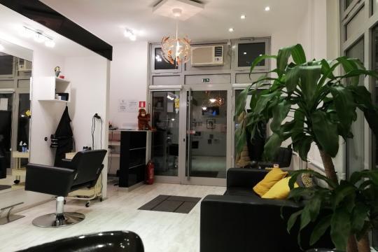 Frizerski salon Attitude hair salon Beograd