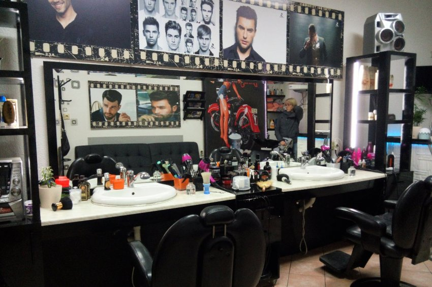 Gaga Barber Shop Niš