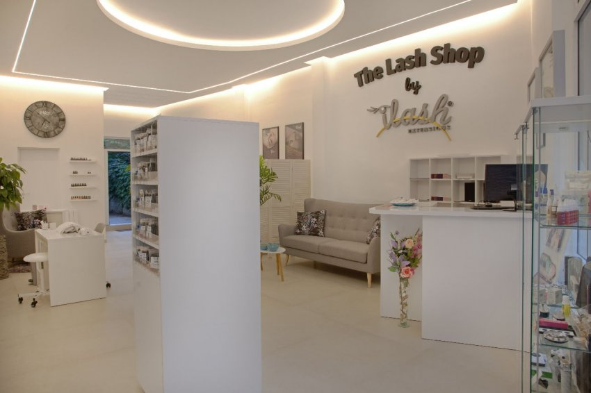 Kozmetički salon The Lash shop by iLash Beograd
