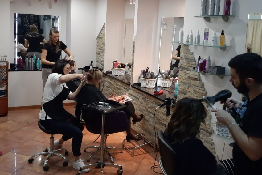 Frizersko-kozmetički salon Bubi Beograd