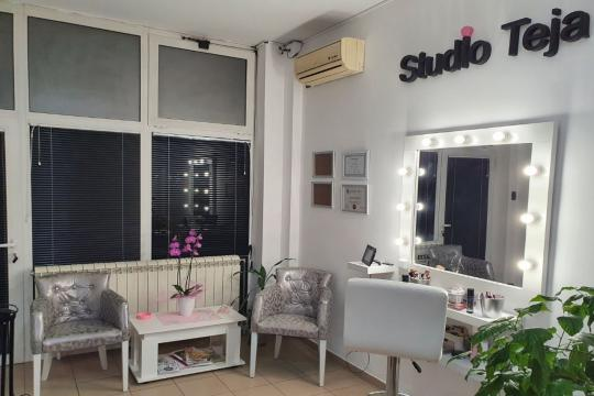 Kozmetički salon Studio Teja Novi Sad